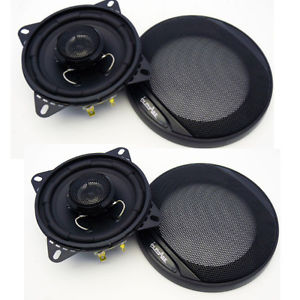 In Phase In Phase 10cm Shallow mount Speakers (SXT1035) - Car Audio Centre