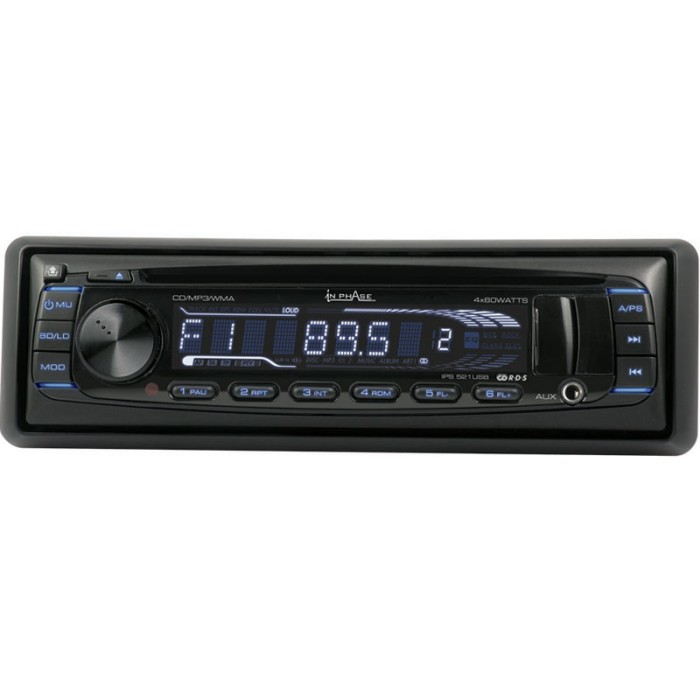 In Phase InPhase CD/USB Stereo (IPS521USB) - Car Audio Centre
