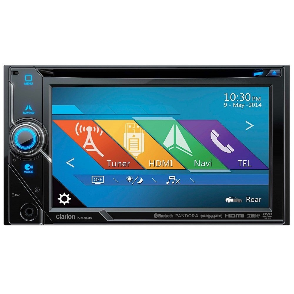Clarion Clarion Navigation Media Player (NX405) - Car Audio Centre