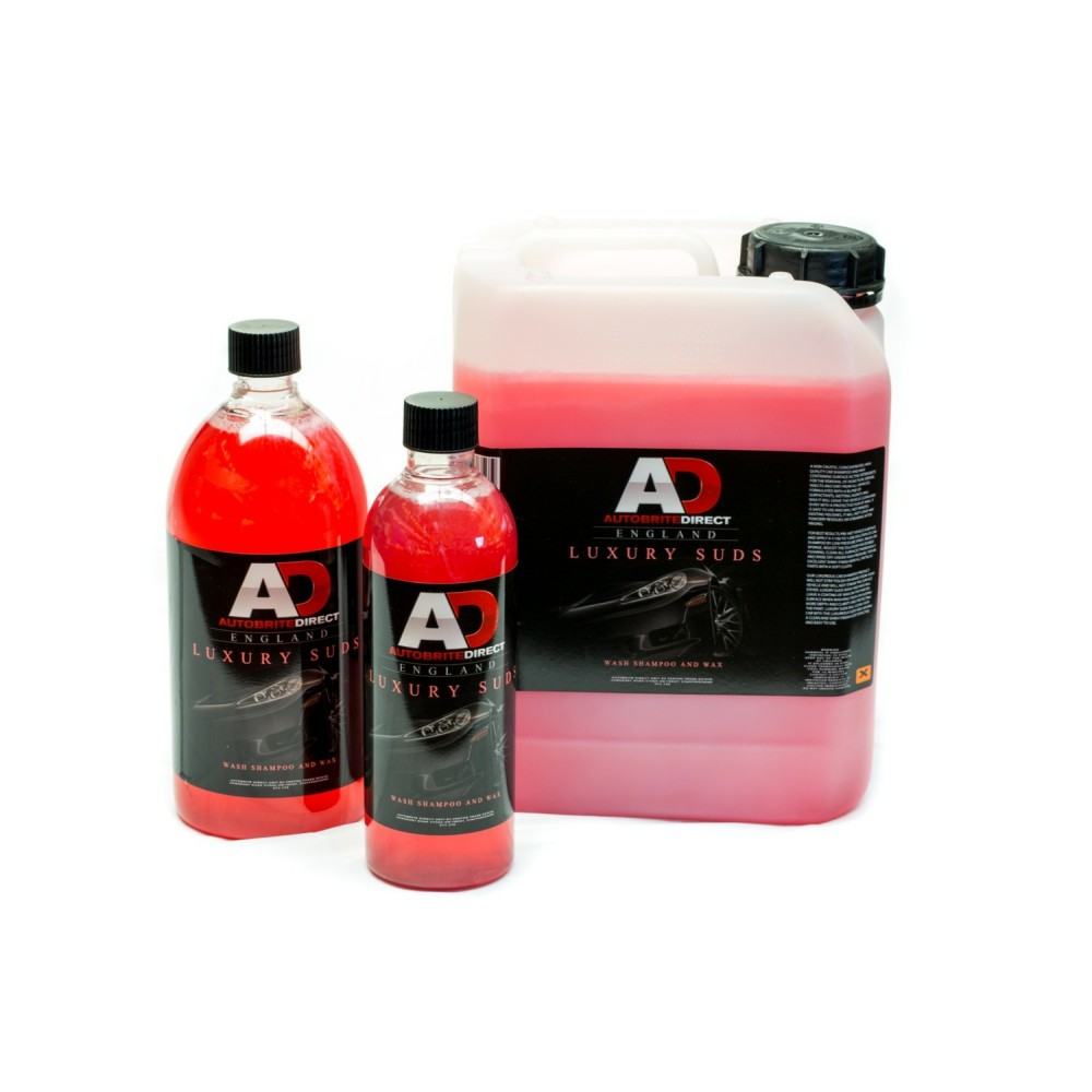 Autobrite Direct Autobrite Car Shampoo & Wax (AB-LUXURYSUDS) - Car Audio Centre
