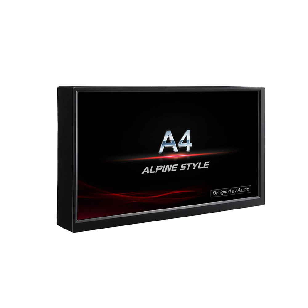 Alpine Alpine Navigation System for Audi A4 (X702D-A4R) - Car Audio Centre