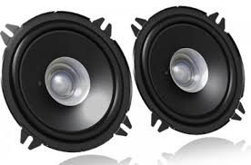 JVC JVC 210W 10cm Dual Cone Speakers (CSJ410X) - Car Audio Centre