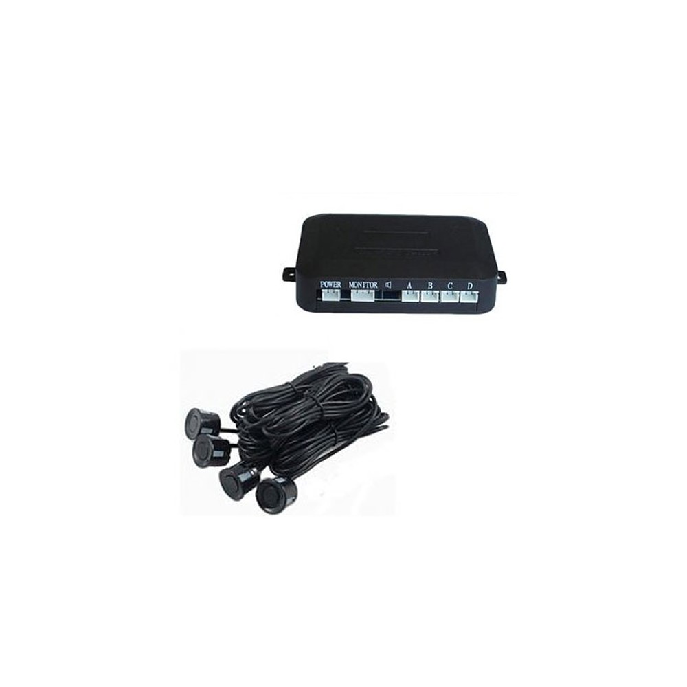 In Phase In Phase 4 Parking Sensor Kit (DINY330) - Car Audio Centre