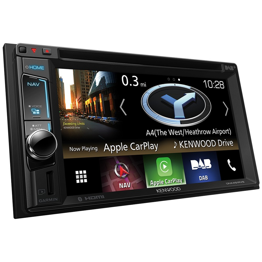 Kenwood Kenwood Navigation for Large Vehicles (DNX451RV) - Car Audio Centre