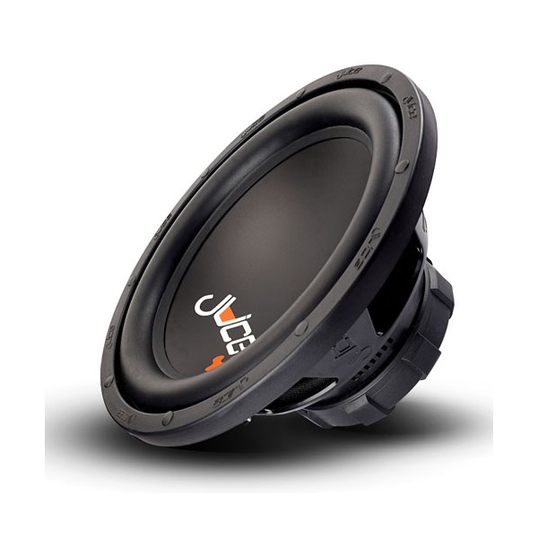 "Juice Juice 10"" 1200W Single 4Ω Sub (JS10) - Car Audio Centre"