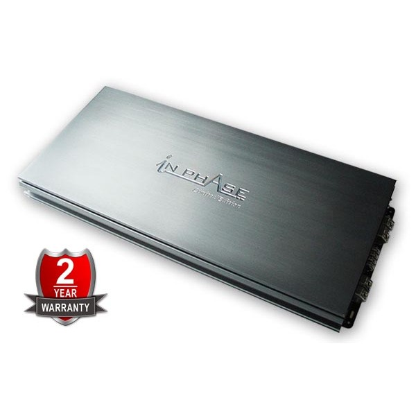 In Phase InPhase Mono 5700W Amplifier (PowerDrive5000) - Car Audio Centre