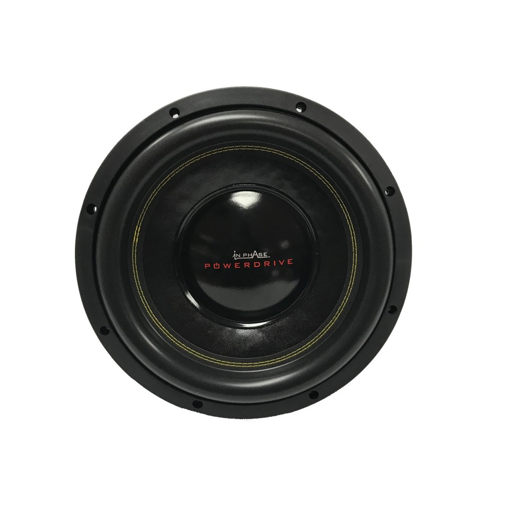 "In Phase Inphase 12"" 3000W Subwoofer (Powerdrive12) - Car Audio Centre"