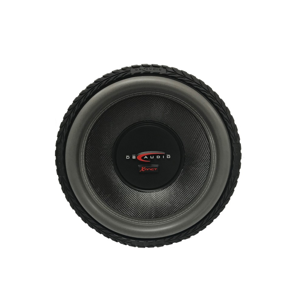 "DB Audio DB Audio 15"" 5000W Dual 2Ω (Xtinct15) - Car Audio Centre"