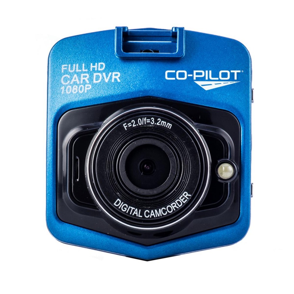 Co-Pilot Co-Pilot 1080p HD Dash Cam (CPDVR2) - Car Audio Centre