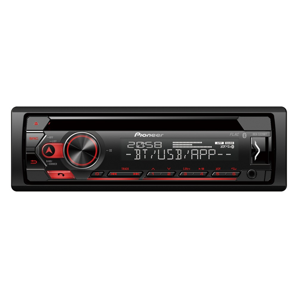 Pioneer Pioneer CD Tuner with Bluetooth (DEH-S320BT) - Car Audio Centre