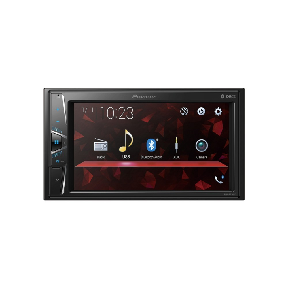 "Pioneer Pioneer Mechless 6.2"" Media Player (DMH-G220BT) - Car Audio Centre"