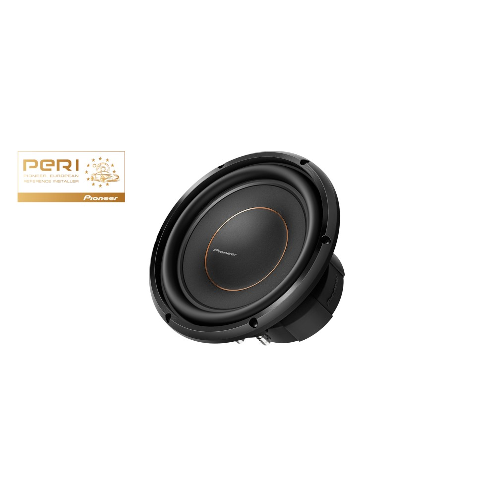 "Pioneer Pioneer 10"" 1500W 4 Ohm Subwoofer (TSD10D4) - Car Audio Centre"