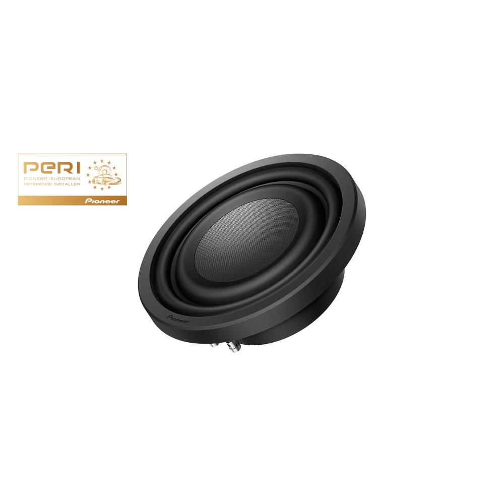 "Pioneer Pioneer 10"" Shallow Mounted Sub (TSZ10LS2) - Car Audio Centre"